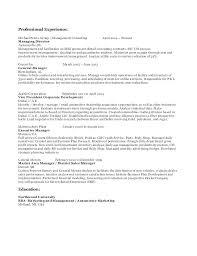 Retail Consultant Job Description It Retail Leasing Consultant Job