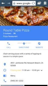 round table pizza fast food review 76007