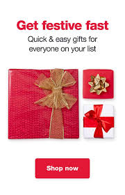 get festive fast quick easy gifts for everyone on your list now