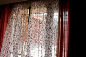 Designer Curtains In Bangalore Deepa And Srirams Summer Decor In Their Bangalore Home