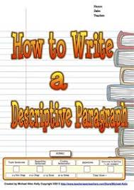 best Informative Informational Writing images on Pinterest      Lesson Plan descriptive essay  M B S B     A Detailed Lesson Plan in  English I  Objectives At the end of