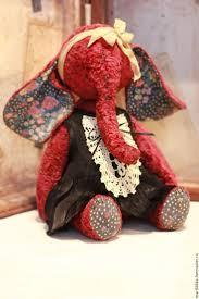 Купить Тоня. - бордовый, Плюшевый <b>мишка</b>, тедди, тедди <b>мишка</b> ...