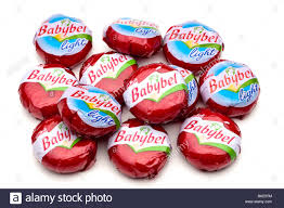 Babybel Cheese Light Nutrition Facts Pile Of Mini Babybel 120 Gram Natural Cheese Portions