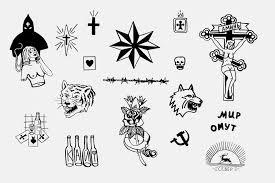 какие татуировки делают в российских тюрьмах Snatchnews
