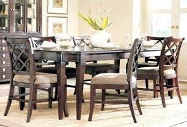 chair dining table fascinating 6 chair dining table room sets chairs gallery dining