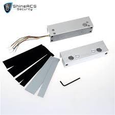 frameless glass door electric bolt lock sl e152sld 1 980x980 frameless glass door electric bolt