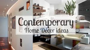 Small Picture 6 Contemporary Home Dcor ideas YouTube