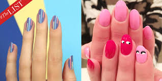 2017 Nail Polish Trends and Manicure Ideas - Harper's BAZAAR