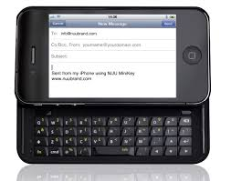 Nuu MiniKey Bluetooth Keyboard for iPhone 5 Review