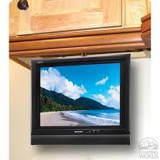 Under Cabinet Tvs Kitchen Under Cabinet Tv Mount Kitchen