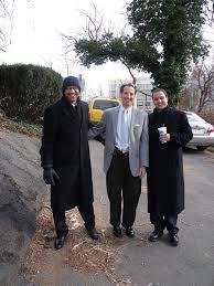 Doug Landau's reunion with Clinton Middleton, Leesburg Lawyer - Abrams  Landau, Ltd.