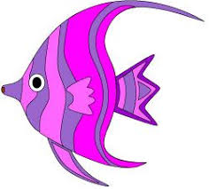 purple fish clip art.  Clip Pretty Colorful Tropical Fish Clip Art In Shades Of Purple And Bright Pink  Description From Parentingleehansencom I Searched For This On Bingcomimages In Purple Fish Clip Art P
