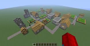 Minecraft Village Seeds Flatland Village Seed Where You Spawn In The Church