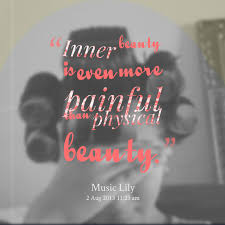 Quotes About Inner Strength And Beauty Best of BUY BEAUTY TIPS™ BLOG With Beauty Quotes™ INNER BEAUTY IS EVEN MO