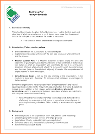 Business Brief Example Recruitment Consultant Business Plan Sample Thevillas Co Consultants