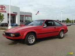 1983 Super Red Toyota Celica Supra #18443168 Photo #16   GTCarLot ...