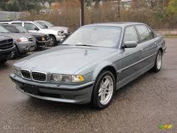 2001 Glacier Green Metallic BMW 7 Series 740iL Sedan #55871026 ...