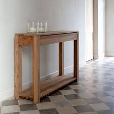slimline console table. fancy slimline console table and slim tables that will add the sophistication of your n