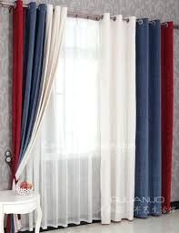 boy bedroom curtains boys bedroom curtains in red blue and white combined colors for friendly childrens boy bedroom curtains