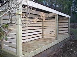 ... firewood storage shed plans a simple solution free 10x12 how to build  step by architecture wood ...