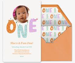 email birthday invitation free babys first birthday invitation evite