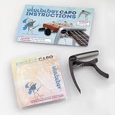 Ukulology Ukulele Capo Includes Instructions Capo Chord