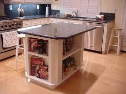With Kitchen Island Plans Design