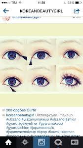 ulzzang make up tutorial gyaru makeup makeup eyes korean makeup tutorials ulzzang