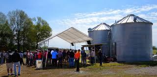 Grain Bin Home High Tech Grain Bins May Hold Big Value Clemson University News