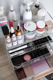 How I Store & Organize My Makeup Products | Pine Barren Beauty | makeup  storage,