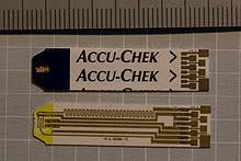 Accu Chek Reading Chart Glucose Meter Wikipedia