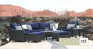 navy blue wicker chair cushions alluring blue patio furniture with navy blue patio furniture navy blue