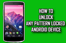 How To Hack Android Pattern Lock Without Any Software
