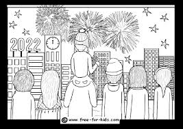 Use these free printable new year's coloring pages and journal to get some of those memories down on paper. Happy New Year Colouring Pages Www Free For Kids Com