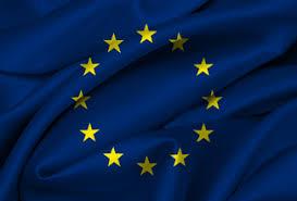 Resultado de imagen de bandera de europa