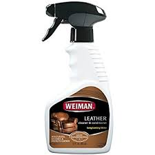 Amazon Weiman Leather Cleaner & Conditioner Gentle Formula
