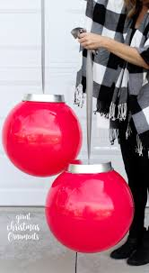outdoor lighting balls. Kids Play Balls And A Cake Pan From The Dollar Store! Bring In Holidays Outdoor Lighting