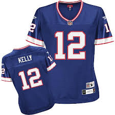 Home Royal medium Jersey 3x 4x Women's Small 5x large Blue Jim Buffalo 12 Bills Throwback Nfl Reebok 2x Premier Kelly xl