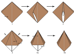 Pyramid Templates Origami Pyramid Pyramid Tree Download Tikipaniki Net