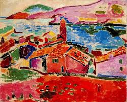 larger view of henri matisse view of collioure 1906