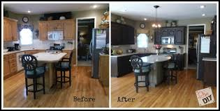 Kitchen Designs With Oak Cabinets Beauteous Kitchen Makeover