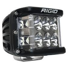 Rigid Fog Lights Rigid Dually Side Shooter Pro Led Lights Driving Pair