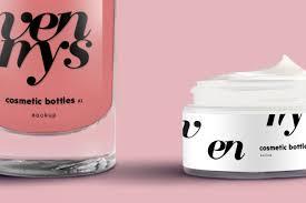 Download source 5 cosmetics bottle mockups. Free Cosmetic Bottles Mockup Free Mockups Packaging Cosmetic Pixelify Net