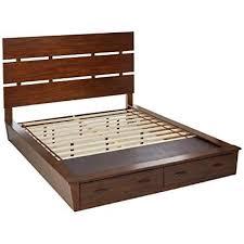 Scott Living Artesia California King Bed Frame w/ Storage