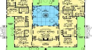 Small Picture 25 Home Garden Plans With Courtyards Backyard Garden House Plans