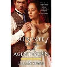 a private duel with agent gunn the gentlemen of scotland yard by jillian stone