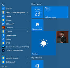 How To Add Or Remove Items In All Apps In The Windows 10 Start Menu