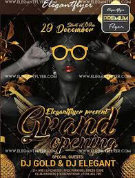 Grand Opening Flyer New Grand Opening V48 Flyer PSD Template Facebook Cover Daz48D And