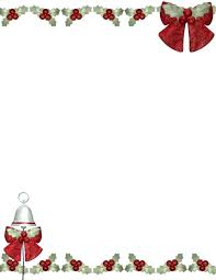 Free Holiday Stationery Templates Vector Format Download Email Word