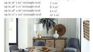what size rug under dining room table motivate round square thetuck as well 18